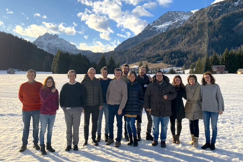 Group photo of the kick-off meeting of PREMIER project