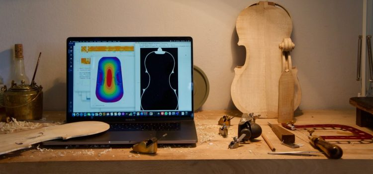 The big data approach to violin making